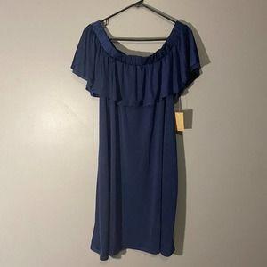 Rachel Roy Navy Blue Dress SZ XXL